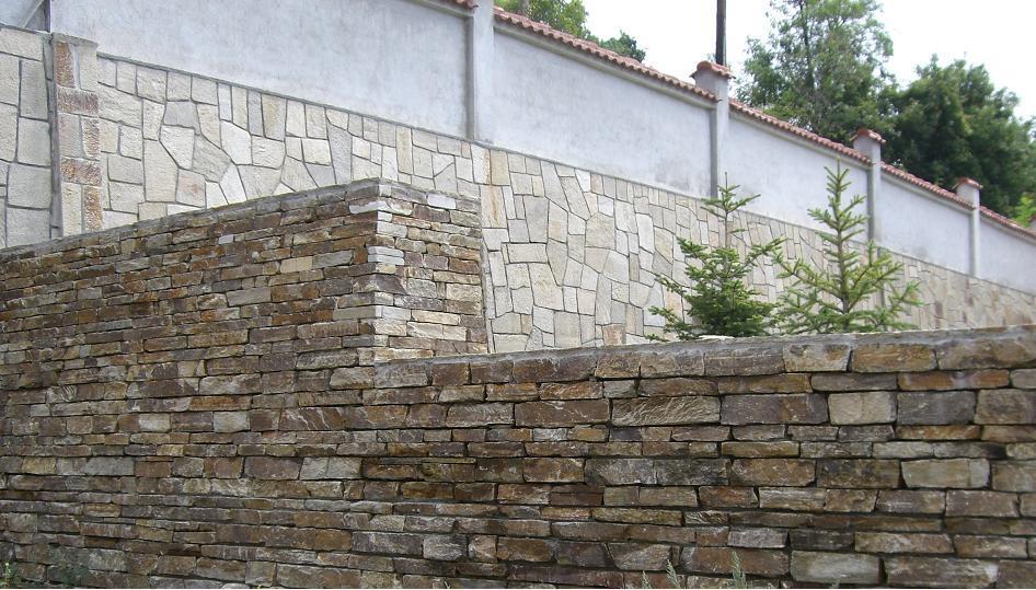 Kamenné zdivo ceník